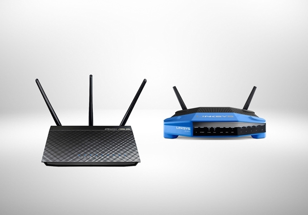 Picture for category WLAN - LAN routers