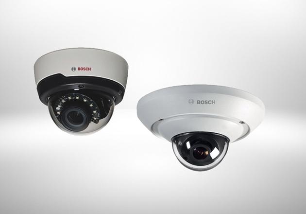 Afbeelding voor categorie Dome camera's