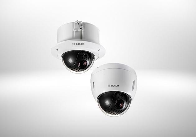 Afbeelding voor categorie PTZ camera's