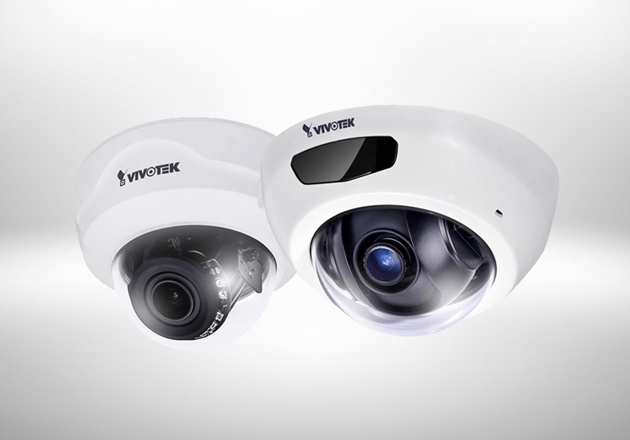 Picture for category Dome camera's