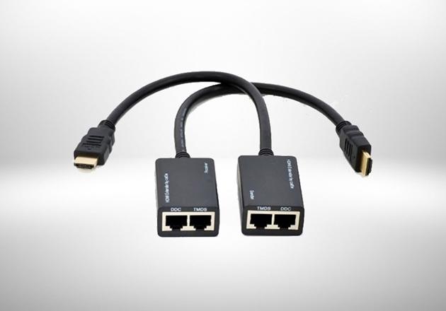 Afbeelding voor categorie VGA - HDMI - USB extenders