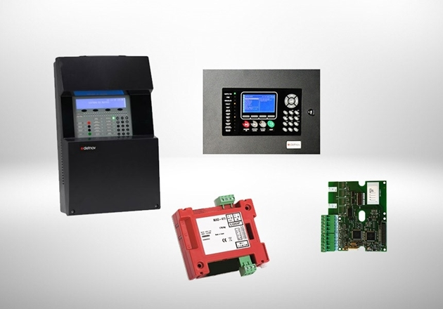 Afbeelding voor categorie Centrales, modules & accessoires