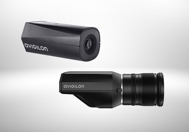 Picture for category Avigilon box camera's