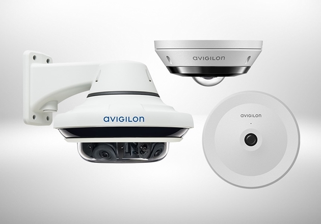 Picture for category Avigilon panoramische cams
